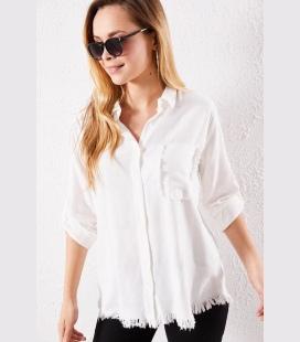 زنانه سفید پیراهن و Bz