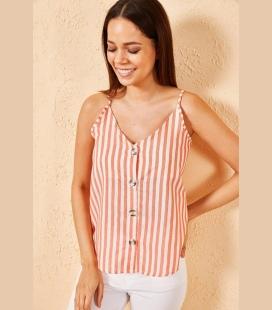 زنانه نارنجی پیراهن
