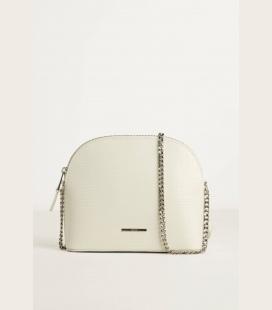 زنانه سفید چرم طرحدار کیف 0