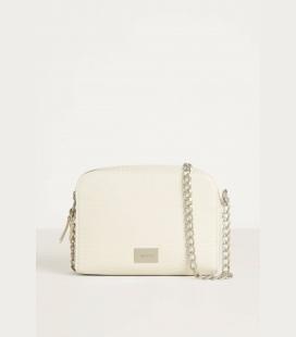 زنانه سفید زنجیردار کیف 0