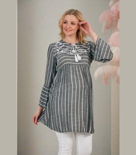 Bağcık حاملگی مشکی تونیک