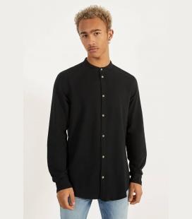 مردانه مشکی خاکی رنگm پیراهن 000