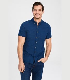 مردانه سرمه ای پیراهن 0SZ