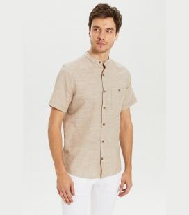 مردانه بژ پیراهن 0SZ