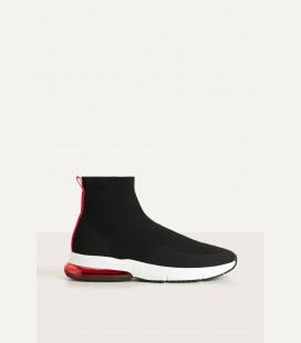 مردانه مشکی جوراب مدل ورزشی کفش 0