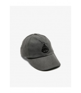 مردانه خاکستری İşleme کلاه 0YAM0