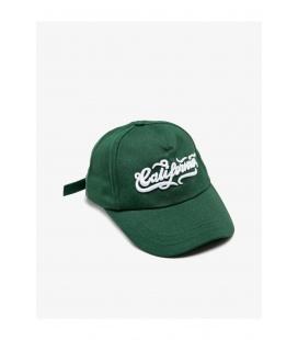 مردانه سبز İşleme کلاه