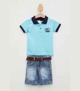 آبی مردانه نوزاد Set