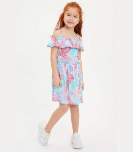 دخترانه بچه گانه دکمه دار لباس