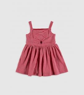 دخترانه نوزاد قرمز لباس