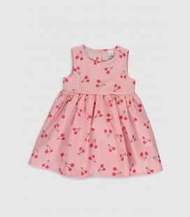 دخترانه نوزاد صورتی LT لباس