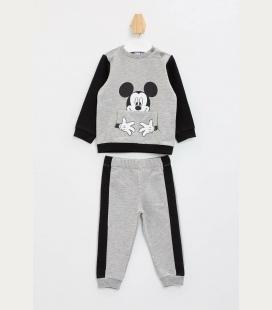 مردانه نوزاد میکی موس شخصیت لباس راحتی ست کامل