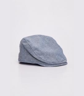 مردانه نوزاد سرمه ای p کلاه