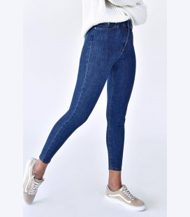 زنانه K K رنگ جیب دار جین