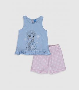 دخترانه بچه گانه آبی Ffs لباس راحتی ست کامل